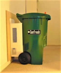 Eco Recycle Solution, Canfresh DHG100